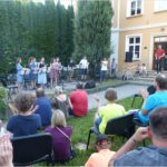 Koncert na zahradě
